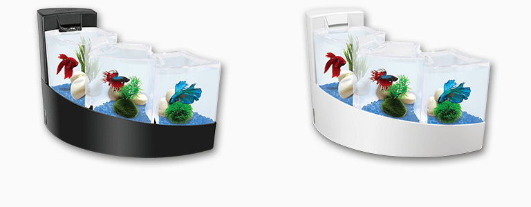 Les aquariums Aqua Falls - Cascades 3 bacs